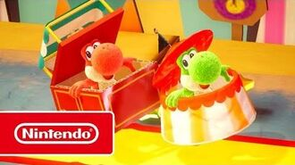 Yoshi's Crafted World - Unissez vos forces avec Yoshi ! (Nintendo Switch)