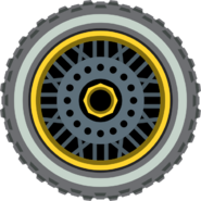 Hors-piste - MK8 (modèle)
