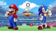 Mario & Sonic at the Tokyo 2020 Olympic Games - Gameplay Trailer (E3 Nintendo Direct)