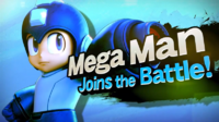 Mega Man joins the battle!