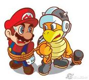 SPP Artwork Hammerbruder & Mario