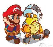 SPP Artwork Hammerbruder & Mario