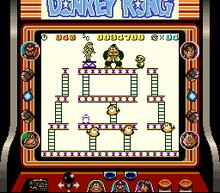 100m Donkey Kong Game Boy