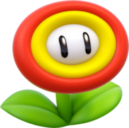603px-Fire Flower Artwork - Super Mario 3D World