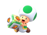 Toad vert (personnage)