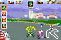 Circuit Luigi - MKSC 3