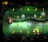 DKC3 Screenshot Laues Labyrinth 7