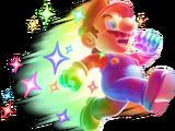 Mario invincible