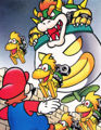 SMW Valley of Bowser