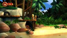 DKCR Screenshot 1-1 Dschungel-Fieber (1. Puzzleteil)