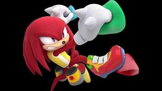 Knuckles Voice Clips - Mario and Sonic at the Tokyo 2020 Olympic Games