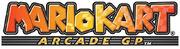 Logo Mario Kart Arcade GP