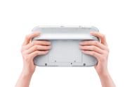 WiiU Controller Rückseite