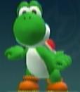 Yoshi dans MSBase-Ball