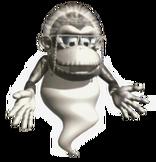 DK64 Wrinkly Kong Artwork