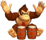 DKNGC Sprite Donkey Kong