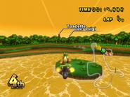 Jungle DK - MKWii 3