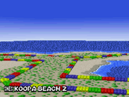 MKDS Koopa Beach 2