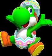 MKT Art Yoshi (chasse aux œufs)