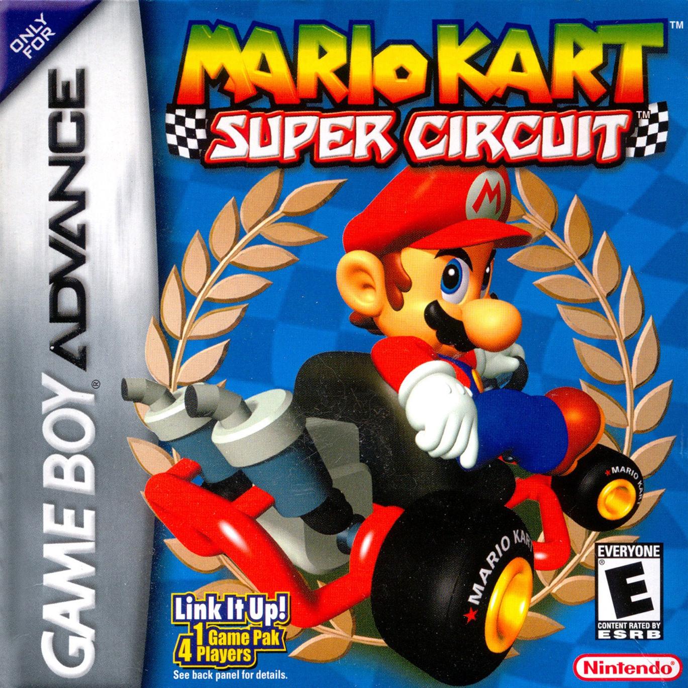 Mario Kart: Super Circuit   MarioWiki   FANDOM powered by Wikia