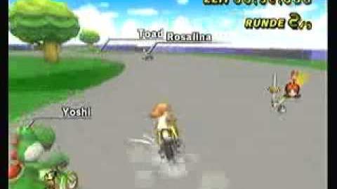 Mario Kart Wii GBA Peach Circuit Custom Course (Beta) version