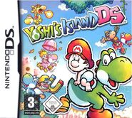Yoshi island ds pack