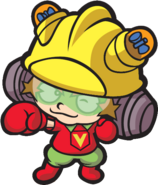9-Volt (WarioWare- Smooth Moves)