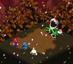 SMRPG Screenshot Blütenblätter