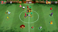Match de foot (mini-jeu) - SMP