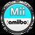 Mii amiibo MK8