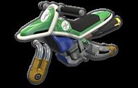 Moto Standard Luigi 8