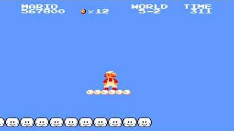 Super Mario Bros. - World 5-2