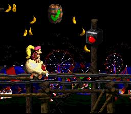 Target Terror Dixie Skull Cart