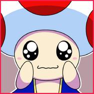 Chibi toad