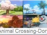 Animal Crossing-Dorf