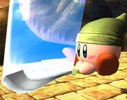 Kirby Link SSBB