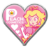 MKT-Badge Peach