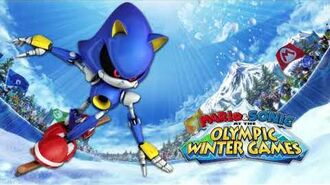 Metal Sonic Voice Clips (SFX) Mario & Sonic at the Olympic Winter Games