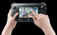 NSMB. U en el Wii-U.