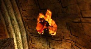 DK64 Screenshot Dogadon 7