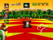 Jungle DK - MK64 6