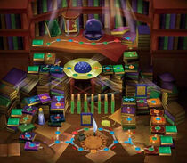 Kamek's Library