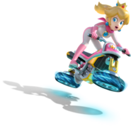 MK8 Artwork Peach