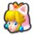 MK8 Cat Peach Icon