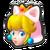 MK8 Cat Peach Icon