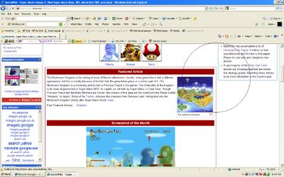 MarioWiki main page not bleeding