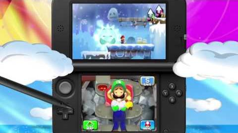 Mario & Luigi Dream Team Gameplay Trailer (Nintendo 3DS - Europe)