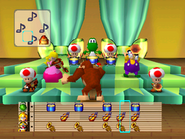 Mario Bandstand