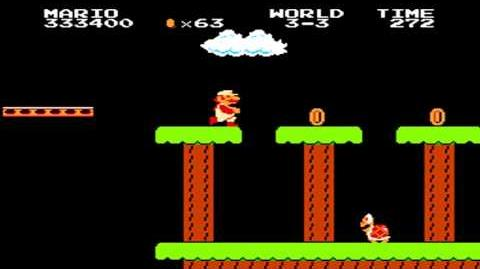 Super Mario Bros. - World 3-3