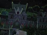 Treacherous Mansion